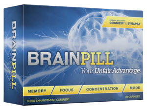 Brain Pill Coupons